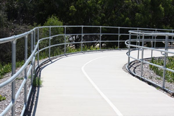 Peninsular Link Shared Use Cycle Path